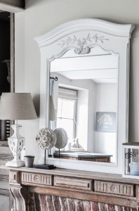 ROMANCE Ambiance-Cuisine Miroir